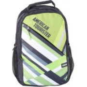 American Tourister JAZZ 02 GREY 2017 28 L Backpack(Grey)