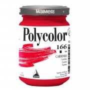 Culoare acrilica Maimeri polycolor 140 ml carmine 1220166