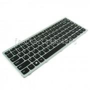 Tastatura Laptop Lenovo IdeaPad Z410 Cu Rama Argintie
