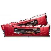 Memorie G.Skill Flare X (For AMD), DDR4, 2x16GB, 2400MHz (Rosu)