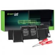 Green Cell PRO laptop batteri till Apple Macbook Pro 13 A1502 (Early 2015)