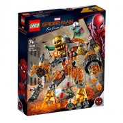 LEGO Super Heroes, Spider-Man - Batalia lui Molten Man
