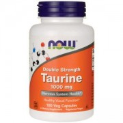 Таурин - Taurine 1000 мг. - 100 капсули - NOW FOODS, NF0142
