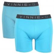 Vinnie-G boxershorts Wave Print-Light 2-pack -L