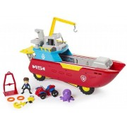 Paw patrol sea patroller skäpp - Paw Patrol räddningsbåt 6037846