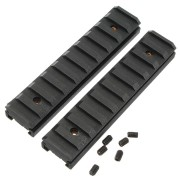 WORKER Toy Plastic Picatinny Top Rail Mount CS-18 Blaster Toys For Nerf Replacement Accessory N-strike Elite