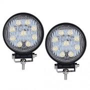 AST Works 27W 9LED Spot Work Light Fog Lamp for Boat Truck Off-Road SUV Tractor Good
