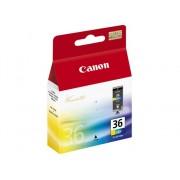 Canon Cartucho de tinta Original CANON CLI36 Amarillo, Magenta, Cián para PIXMA iP100, iP100 Bundle, iP100 with battery, iP100wb, iP110, mini260, mini320