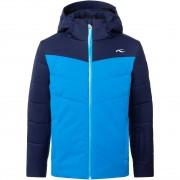 Kjus Boys Jacket DOWNFORCE aruba blue/atlanta blue