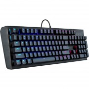 Teclado Mecanico Gamer COOLER MASTER CK552 SWITCH RED RGB