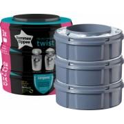 Rezerve Twist and Click Tommee Tippee 3 buc