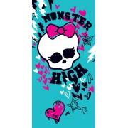 Monster High mintás törölköző