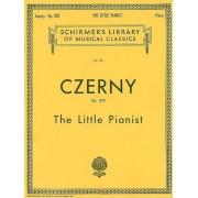 Carl Czerny: The Little Pianist, Paperback