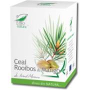 Ceai de rooibos & mango 20plicuri PRO NATURA