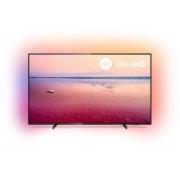 "Televizor LED Philips 139 cm (55"") 55PUS6704/12, Ultra HD 4K, Smart TV, Ambilight pe 3 laturi, Wi-Fi, CI+"