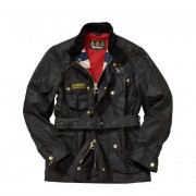 Barbour Union Jack International Jacket