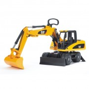 Bruder Wheel Excavator CAT 1:16 02445