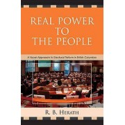 Real Power to the People by R.B. Herath