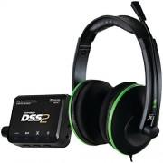 Turtle Beach TBS-2122-01 Ear Force DXL1 Auriculares con micrófono (Alámbrico, USB, 4.87 m, Circumaural, 20 20000 Hz, 120 Db)