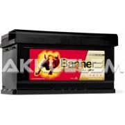Banner Running Bull EFB 57512 12V 730A 75Ah autó akkumulátor JOBB+