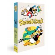 Walt Disney's Donald Duck ``The Pixilated Parrot`` & ``Terror of the Beagle Boys`` Gift Box Set, Hardcover