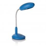 Philips myHomeOffice Candeeiro de Mesa Azul 11W E27 Branco Quente