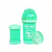 Twistshake® flašica protiv grčeva, 180ml, Pastel Green