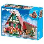 Playmobil Santa's Home