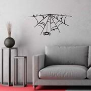Sticker decorativ de perete Sticky, 260CKY1048, Negru