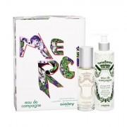 Sisley Eau de Campagne confezione regalo Eau de Toilette 100 ml + doccia gel 250 ml unisex