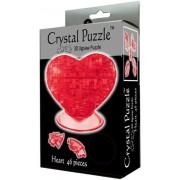 3D головоломка Сердце красное (***)
