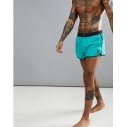 Reebok Сине-зеленые шорты для плавания Reebok CD5733 - Синий