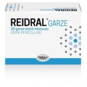 Omega Pharma Srl Reidral Garze Oculari 20pz