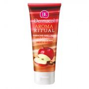 Dermacol Aroma Ritual Apple & Cinnamon hřejivý krém na ruce pro ženy