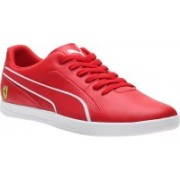 Puma SF Ferrari Selezione Casuals For Men(Red)