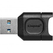 Cititor de carduri Kingston MobileLite Plus microSD, USB 3.2, microSD/microSDHC/microSDXC