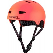 Oneal O´Neal Dirt Lid Fidlock Matt Neon Casco de bicicleta Rojo L