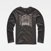 G-star RAW Garçons T-Shirt Gris