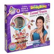 ALEX Toys Shrinky Dinks So Sweet Treats Jewelry