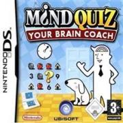 Mind Quiz Your Brain Coach Nintendo Ds