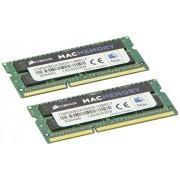 Corsair CMSA8GX3M2A1066C7 Apple Mac 8 GB (2x4 GB) DDR3 1066 CL 7 Apple gecertificeerde SO-DIMM-set