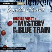 Hercule Poirot in The Mystery Of The Blue Train