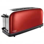 Russell Hobbs 21391-56 Colours Plus+ piros hosszúszeletes kenyérpirító