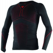 Dainese D-Core Thermo Tee LS Negro/Rojo XS/S