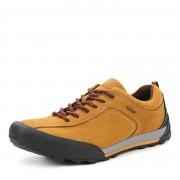 296-015A-2414 П/Ботинки для активного отдыха муж. нубук/текстиль рыж, BRIGGS - 40
