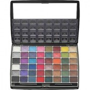 ELEGANCIO Professional Eye Shadow Compact Blusher Lip Gloss Makeup Kit-9998