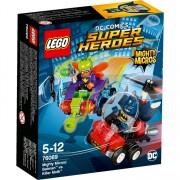 DCU: Mighty Micros: Batman vs Killer Moth