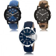 MACRON W-400 Latest Fashion Stylish Combo Watch Multicolour Dial Color