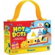 Jucarie educativa Educational Insights Hot Dots Junior - Shapes