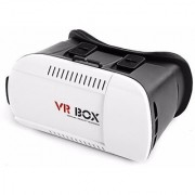 Safeseed VR BOX 2.0 Virtual Reality Glasses 3D VR Headsets for 4.5-6 Inch Screen Phones